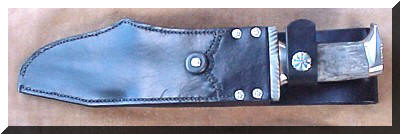 Caliofornia Bowie Sheath